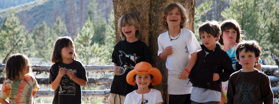 Idaho Rocky Mountain Ranch Kids Activities