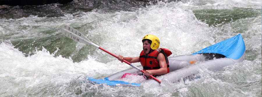 Idaho Rocky Mountain Ranch Rafting and Water Sports