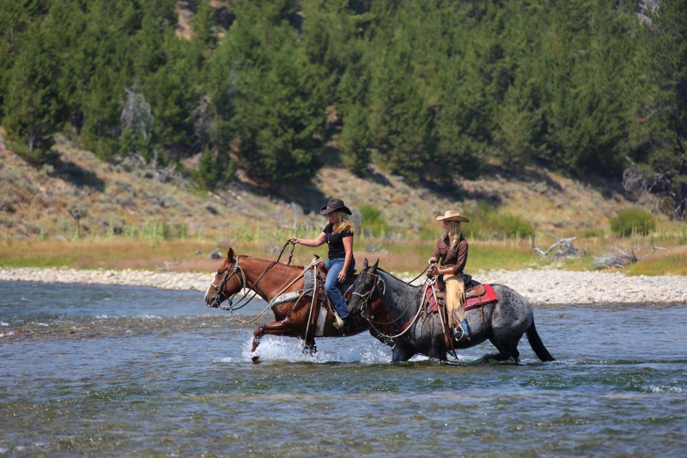 2 Riders Salmon River